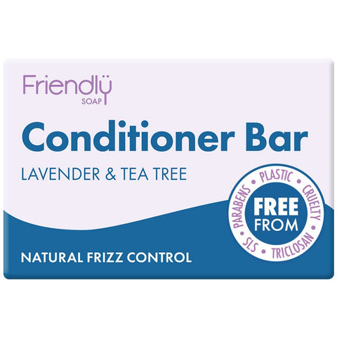 Friendly Conditioner - Lavender and Tea tree