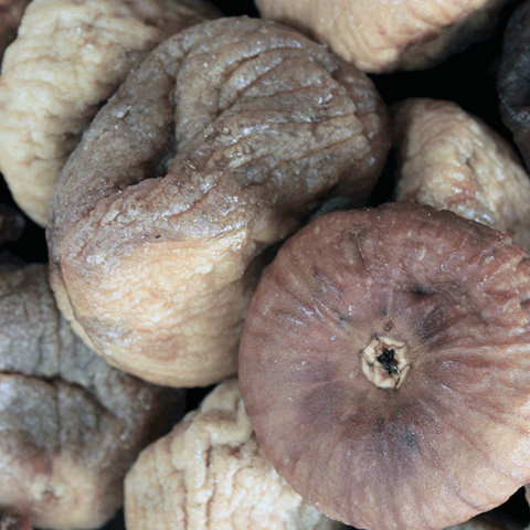 Dried figs - 100g