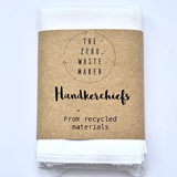 Handkerchiefs (Recycled)