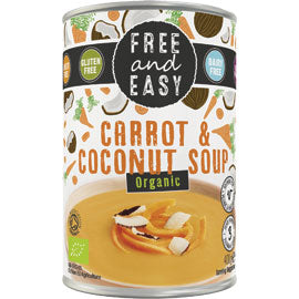 Carrot & Coconut Soup - 400g