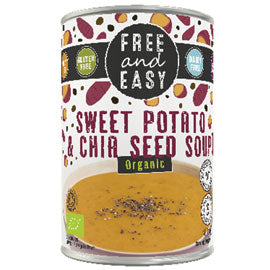 Sweet Potato & Chia Seed Soup - 400g