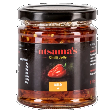Ntsama's Chilli Jelly - Mild