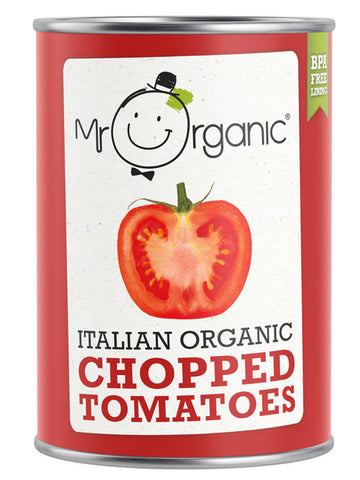 Chopped Tomatoes - Mr. Organic