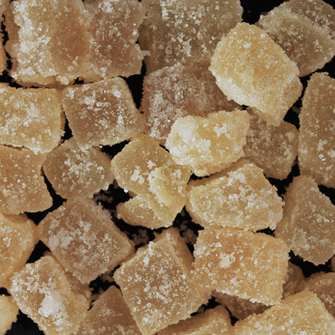 Ginger crystallised - 100g