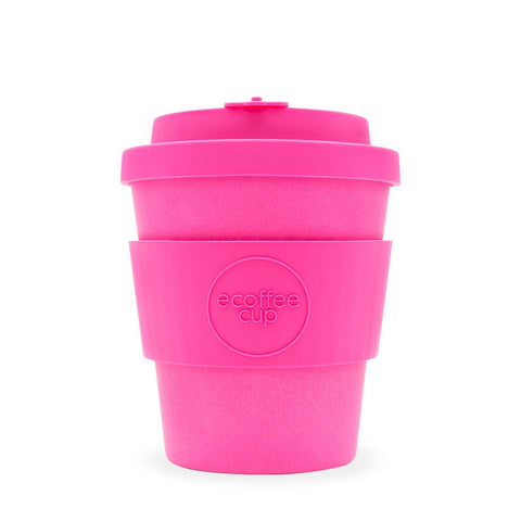 Ecoffee Cup 12oz - Pink'd