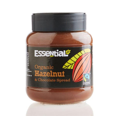 Chocolate & Hazelnuts Spread (Palm oil free) - 400g