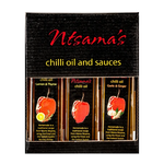 Ntsama's Chilli Sauce - Chilli Oil Set