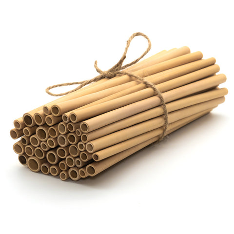 Full Circle Bamboo Straw