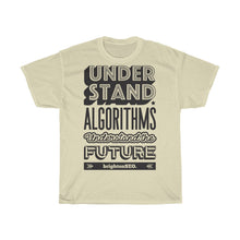 Load image into Gallery viewer, Understand the Future - Unisex Heavy Cotton Tee