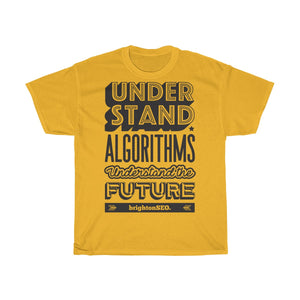 Understand the Future - Unisex Heavy Cotton Tee