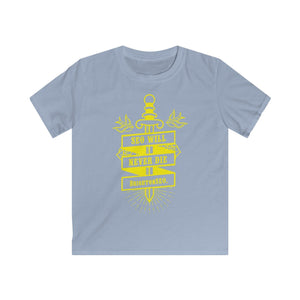 SEO Will Never Die - Kids Softstyle Tee