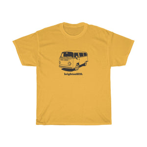 Campervan BrightonSEO - Unisex Heavy Cotton Tee