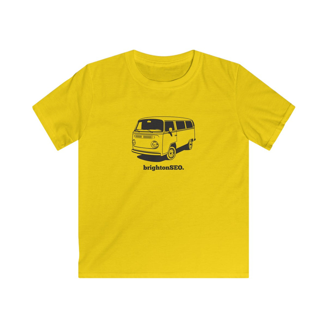 Camper - Kids Softstyle Tee