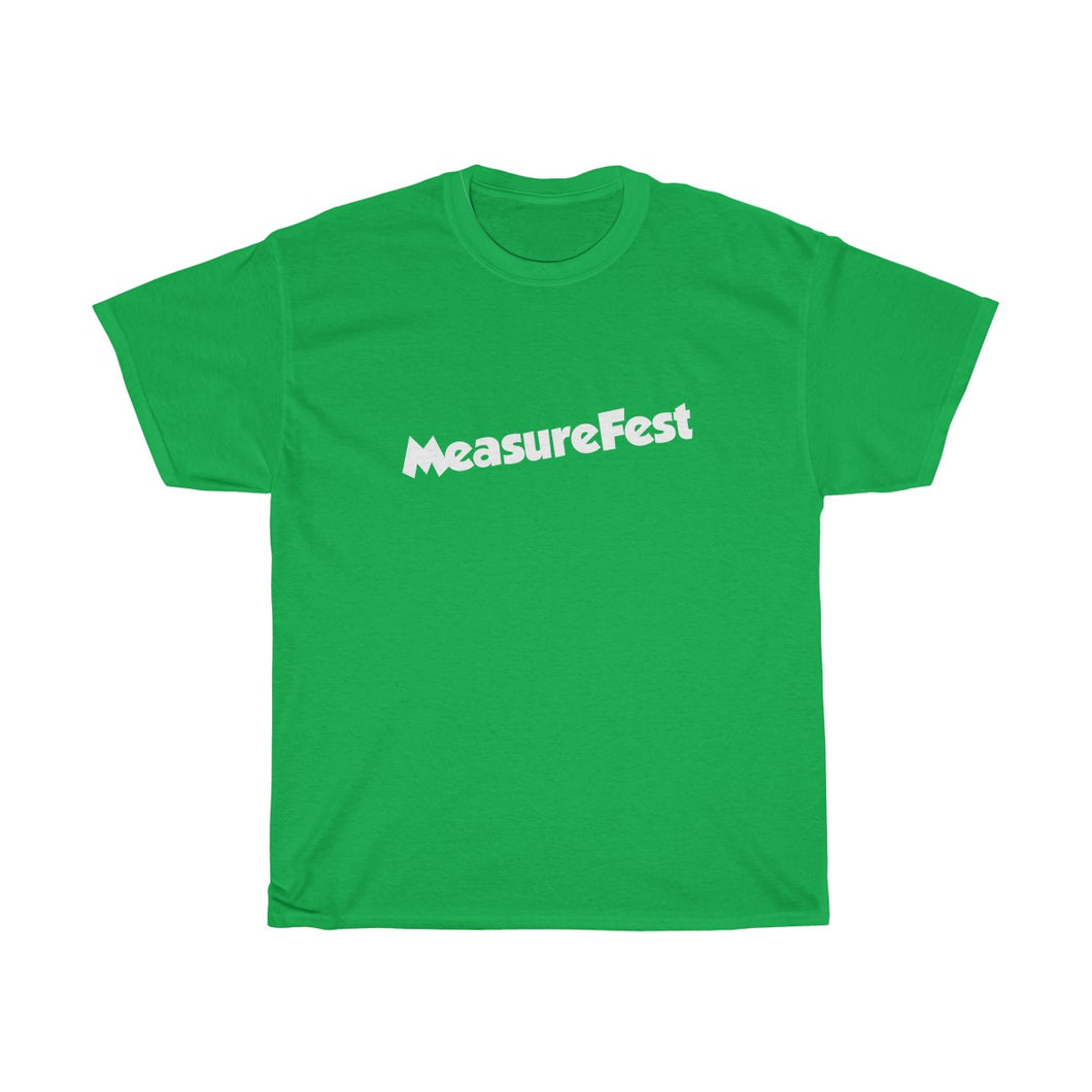 Measurefest Unisex Heavy Cotton Tee