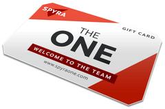 SpyraOne - Gift Card - [The ONE]
