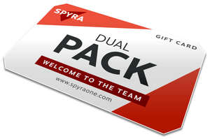 Spyra One - Gift Card - [Dual Pack]