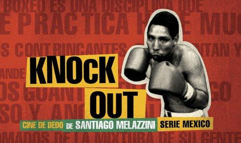 Knock Out: Flip Book (Santiago Melazzini)