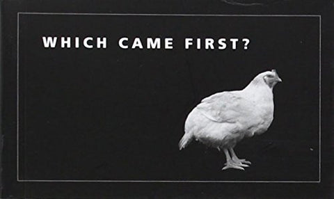 Flip Book: Which came first?