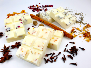 Wax melts, BEE Zero Waste, hand-poured in UK, eco-soy wax various flagrances. - BEE Zero Waste