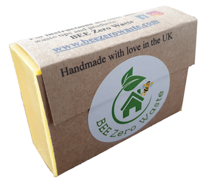 BEE Zero Waste , DIY Rejuvenation waxing block ,Beeswax , Eco friendly gift, bees wax wraps