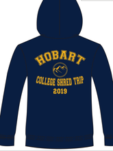 Load image into Gallery viewer, Hobart College 2019 Shred Trip Hoodie