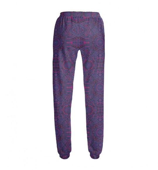 Women's pants Psychedelic