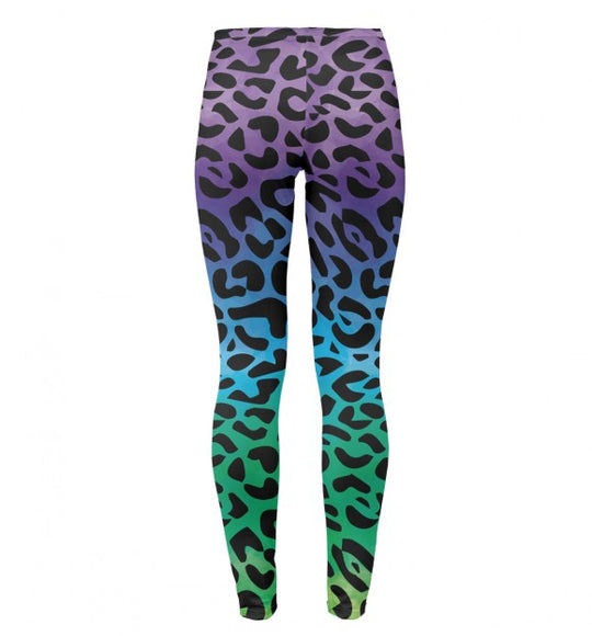 Leggings Color leopard