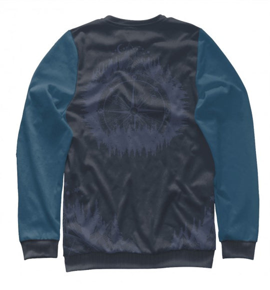 Women's sweatshirt Mountains