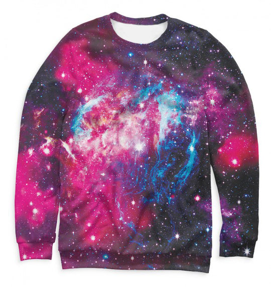 Women's sweatshirt Cosmos