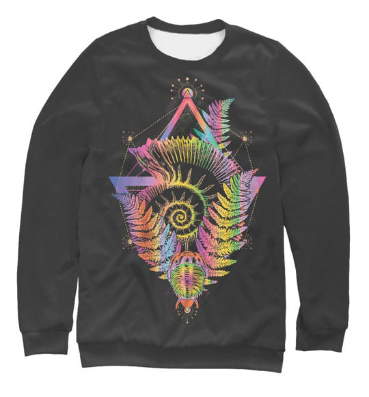 Women's sweatshirt Forest