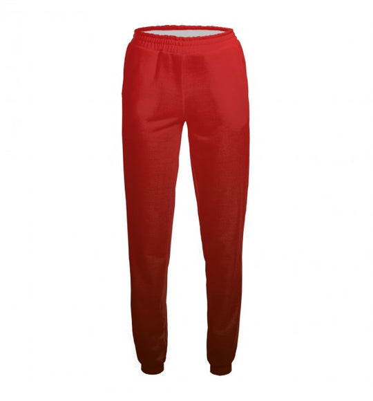 Women's pants Maroon
