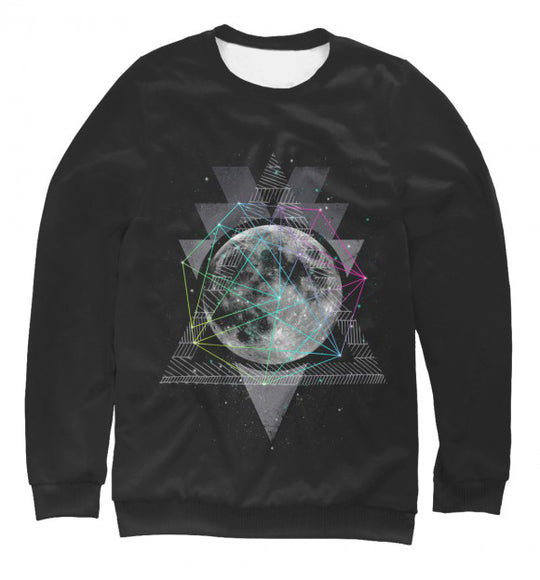 Women's sweatshirt Moon