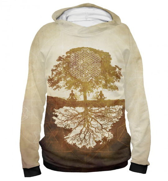 Women's hoodie Between Earth & Sky