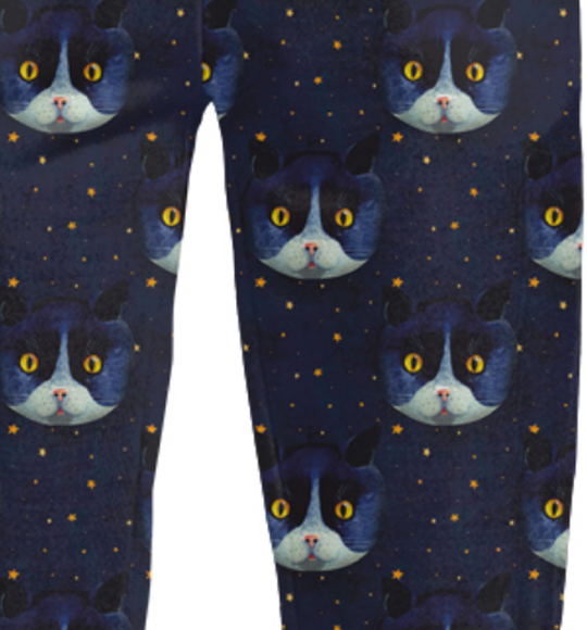 Women's pants Cats
