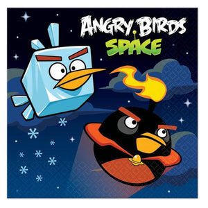 Angry Birds Party Supplies - Beverage Napkins