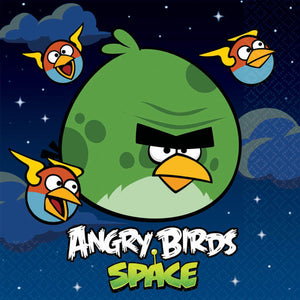 Angry Birds Party Supplies - Luncheon Napkins