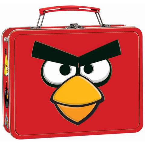 Angry Birds Party Supplies - Metal Box