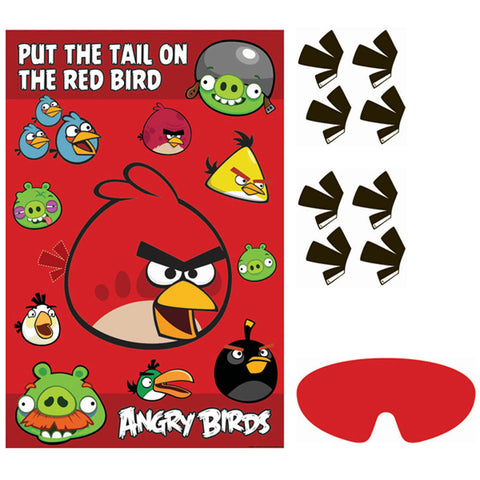 Angry Birds Party Supplies - Party Game