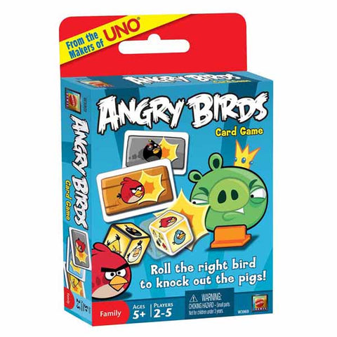 Angry Birds Toys - Angry Birds Card Game