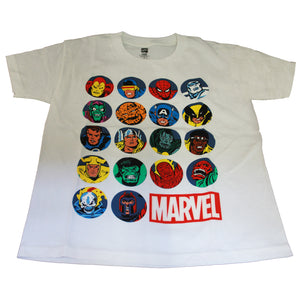 Avengers Clothing - Marvel Superhero Snapshot T-Shirt