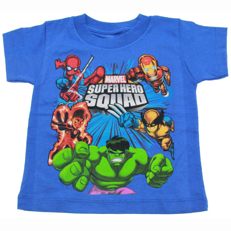 Avengers Clothing - Marvel Superhero Squad T-Shirt