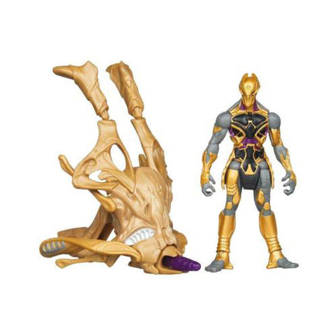 Avengers Toys - Marvel the Avengers™ Chitauri Cosmic Chariot Invasion Figure and Vehicle