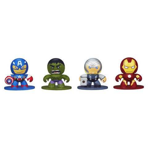 Avengers Toys - Micro Muggs 4 Pack