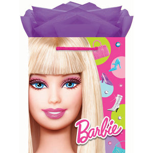 Barbie Party Supplies - All Doll'd Up Medium Loot Bag