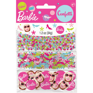 Barbie Party Supplies - All Doll'd Up Party Confetti