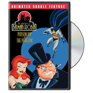 Batman Movies - Adventures of Batman and Robin: Poison Ivy/The Penguin