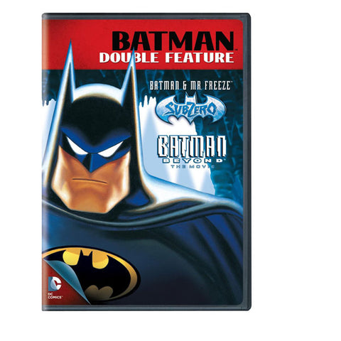 Batman Movies - Batman Double Feature
