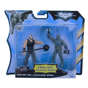Batman Toys - Bane & Stealth Vision Action Figure 2-Pack