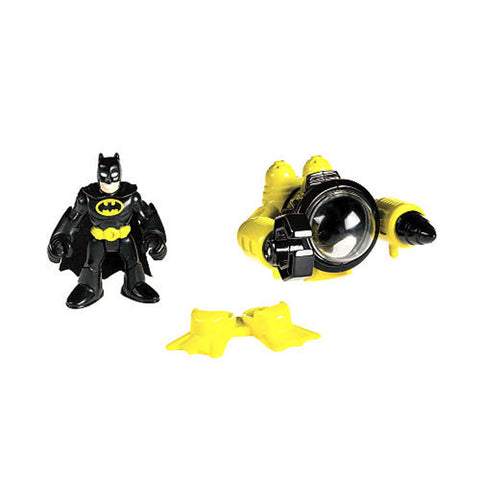 Batman Toys - Batman and Batsub 2-Pack