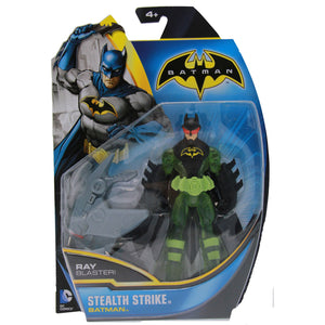 Batman Toys - Batman Power Strike Stealth Strike Figure